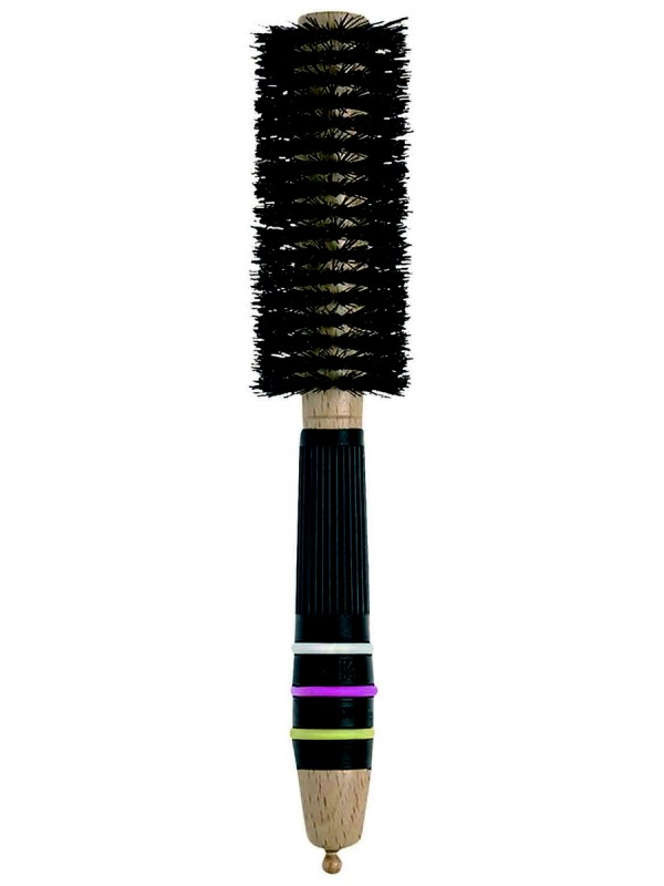 Roller Brush Pure Soft Wild Boar c40