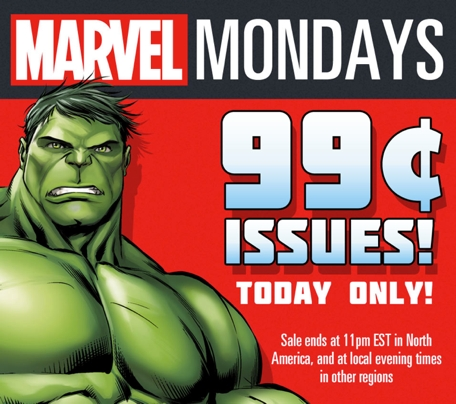 Hulk_Monday Marvel