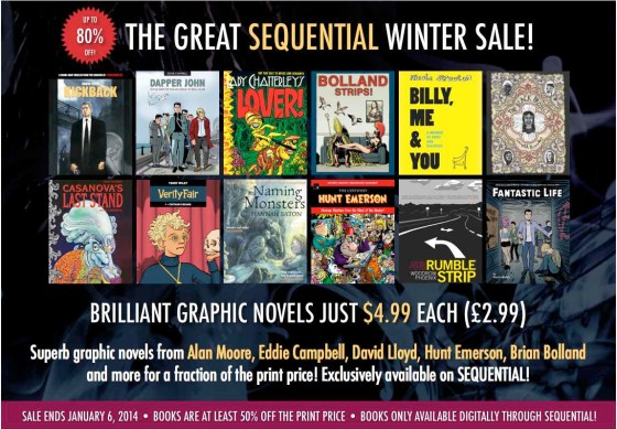 sequential winter sale