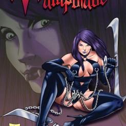 Vampblade 98 Cover A