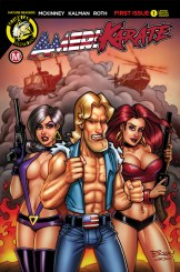 Amerikarate_1 PREVIEW-1-COVER-D