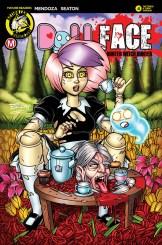 DollFace #4 Cover E