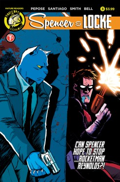 Spencer & Locke #3 COVER A (Jorge Santiago Jr MAIN)
