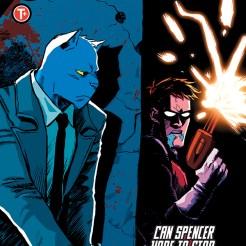 Spencer & Locke #3 COVER A (Jorge Santiago Jr MAIN)