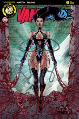 Vampblade Season 2 #2 Cover E
