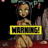 Zombie Tramp #34 Cover B Mendoza