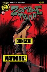 Zombie Tramp #34 Cover D Maccagni