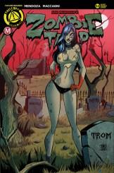 Zombie Tramp #34 Cover E Celor