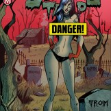 Zombie Tramp #34 Cover F Celor