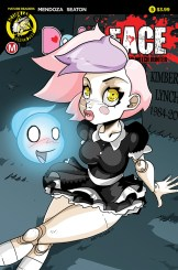DollFace #5 Cover A