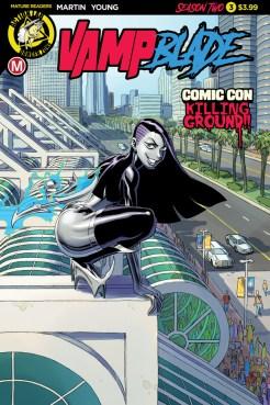 Vampblade Season 2 #3 Cover A