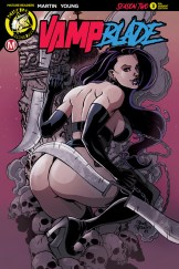 Vampblade Season 2 #3 Cover E