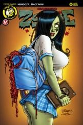 Zombie Tramp #35 Cover C McKay