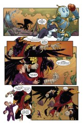 Hero Cats of Skyworld 6 TPB Page 2