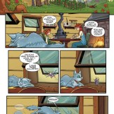 Hero Cats of Skyworld 6 TPB Page 5