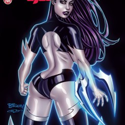 Vampblade Season 2 #4 Cover C