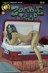 Zombie Tramp #36 Cover E