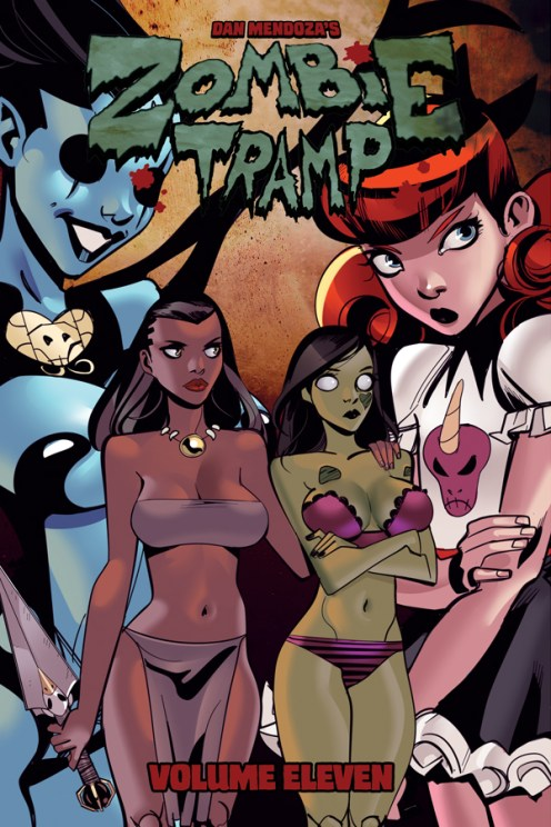 Zombie Tramp Volume 11 Cover
