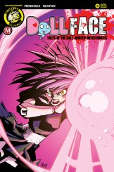 DollFace #6 Cover C