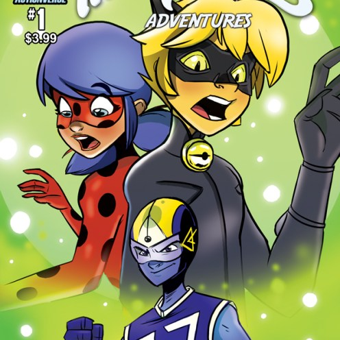 Miraculous Adventures #1 Cover A