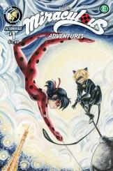 Miraculous Adventures #1 Cover C