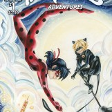 Miraculous Adventures #1 Cover C