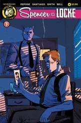 S&L #4 Cover C (Jorge Santiago Jr)