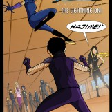 Shinobi Ninja Princess - The Lightning Oni #1 Page 8