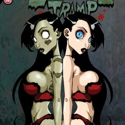Zombie Tramp Volume 1 Collector Edition Cover A