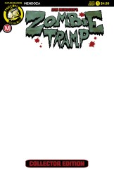 Zombie Tramp Volume 1 Collector Edition Cover H