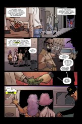 Zombie Tramp Volume 1 Collector Edition Page 1