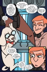 Action Lab Dog of Wonder #8 Page 1