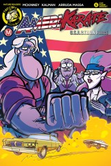 AmeriKarate #5 Cover B