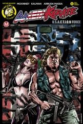 AmeriKarate #5 Cover C