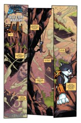 Hero Cats #18 Skyworld Page 1