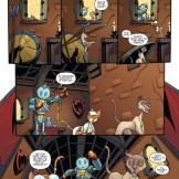 Hero Cats #18 Skyworld Page 4