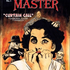 Puppet Master Curtain Call #1 Cover B
