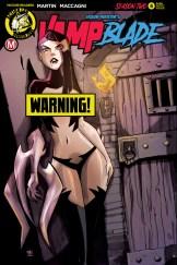 Vampblade Season 2 #6 Cover D