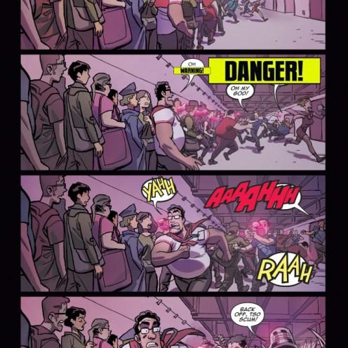 Vampblade Volume 4 #4 Page 1