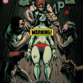 Zombie Tramp #38 Cover D Weaver