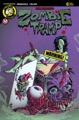 Zombie Tramp #39 Cover D