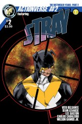 Actionverse #2 Featuring Stray Cover A