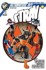 Actionverse #2 Featuring Stray Cover C