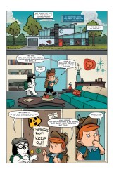 Kid Sherlock Volume 1 Page 10