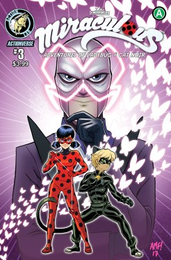 Miraculous Adventures #3 Cover B