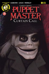 Puppet Master Curtain Call #1 Cover E