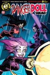 Danger Doll Squad #2 Cover E