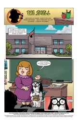 Kid Sherlock Volume 1 Page 1
