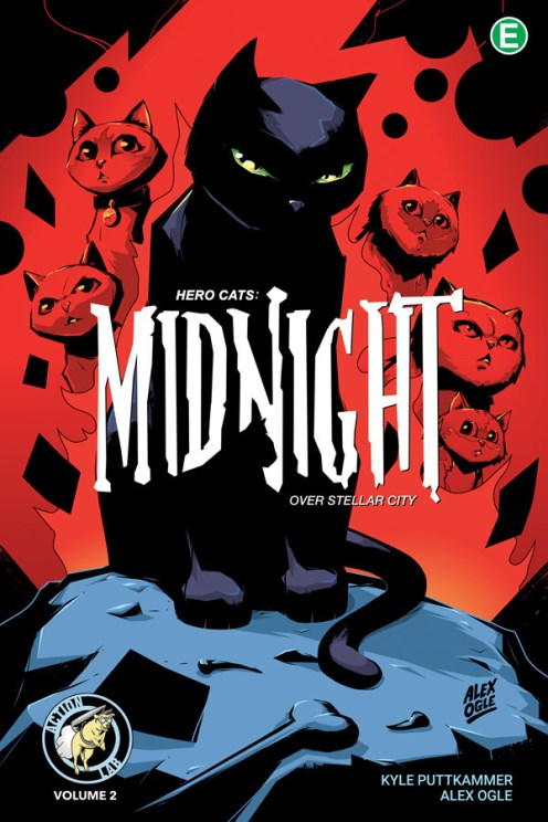 Midnight Volume 2 Cover