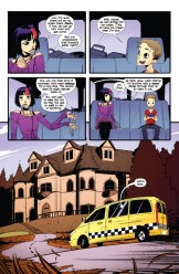 The Harcourt Legacy #1 Page 6